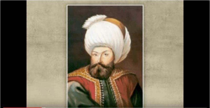 Osmanlı Padişahları : Osman Gazi