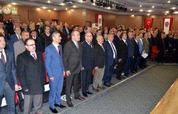 BAHÇELİEVLER'DE HUZUR TOPLANTISI YAPILDI