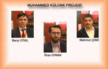 Muhammed Külünk Projesi (Barış Uysal-Mahmut Çemc-İlhan Oymak)
