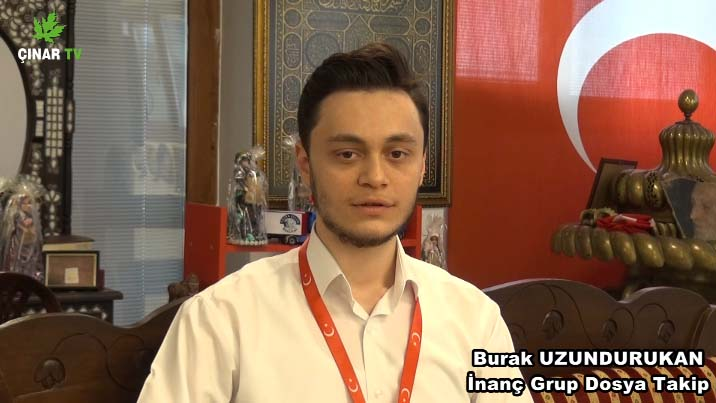 Muhammed Külünk Projesi (Burak UZUNDURUKAN)