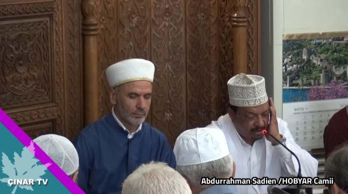Abdurrahman Sadien Kuranı Kerim Tilaveti /HOBYAR Camii