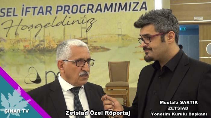 Zetsiad Geleneksel İftar Programı