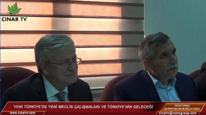 Yeni Türkiye Yeni Meclis Çalışmaları