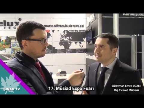 17 Müsiad Expo Fuarı 2018 Özel Röoprtajlar