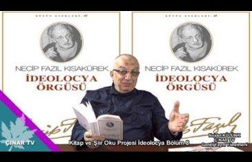 Kitap ve Şiir Oku Projesi İdeolocya Bölüm 8