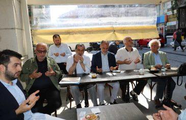 Reis ve Yol Arkadaşları | Prof. Dr. Mahmut KAYA ve Mimar Serkan AKIN