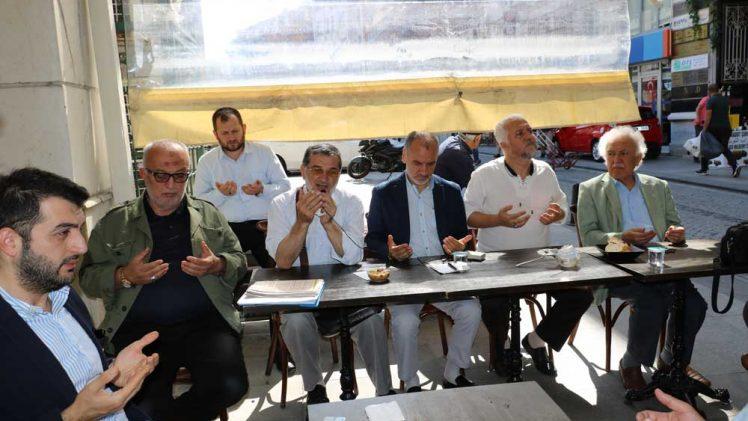 Reis ve Yol Arkadaşları   Prof. Dr. Mahmut KAYA ve Mimar Serkan AKIN