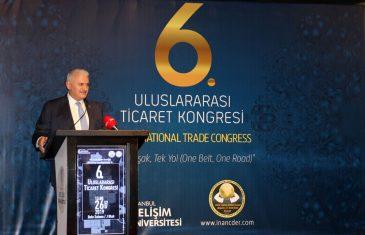 6. Uluslararası Ticaret Kongresi | Binali Yıldırım