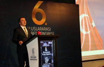 6. Uluslararası Ticaret Kongresi | Abdülkadir Gayretli
