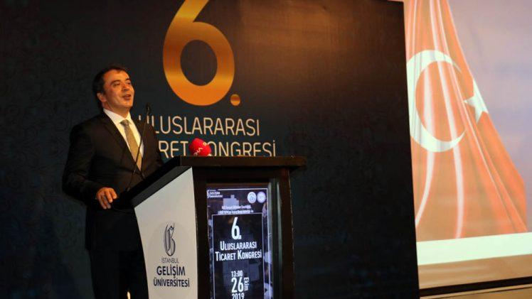 6. Uluslararası Ticaret Kongresi   Abdülkadir Gayretli