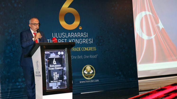 6. Uluslararası Ticaret Kongresi   Nejdet Külünk