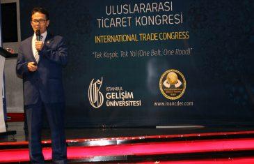 6. Uluslararası Ticaret Kongresi | Prof. Dr. Varis Çakan