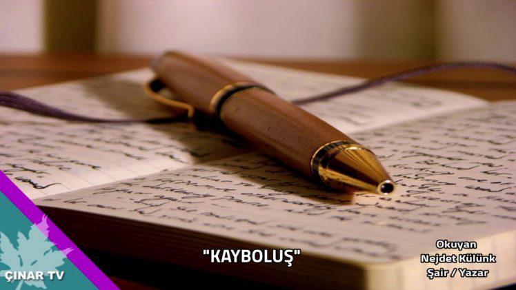 Sezai Karakoç Şiirleri İşaret/Kader Yolu/Kayboluş