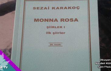Ve Monna Rosa Okuyan Nejdet Külünk