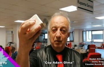 Çöp Adam Olma /Nejdet Külünk