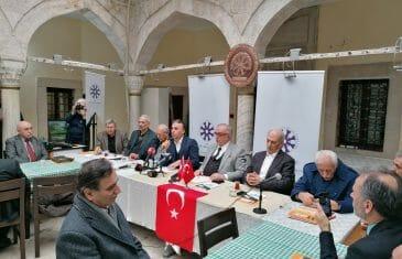 Türkiye Yazarlar Birliği Basın Açıklaması /Saflar Belli Olsun