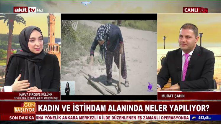 Kadınlar Üretsin, Türkiye Büyüsün