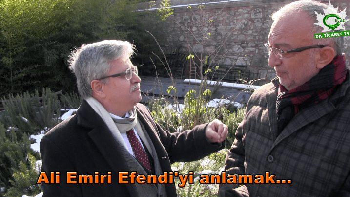 Ali Emiri Efendi'yi Anlamak