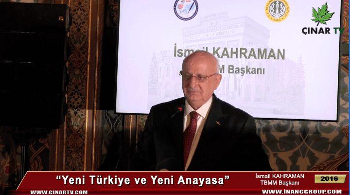 Yeni Türkiye ve Yeni Anayasa