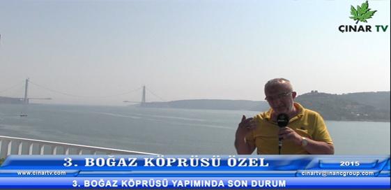 3. Boğaz Köprüsü Ziyaretimiz