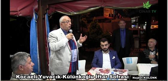 Çınar TV Kocaeli-Yuvacık  Beldesinde