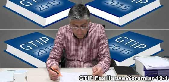 GTIP Fasıllar ve Yorumlar(90.27-94)