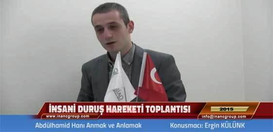 INSANI DURUS HAREKETİ