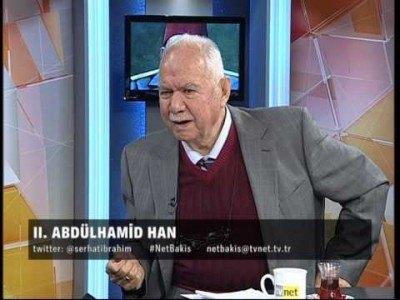 TARİHÇİ-YAZAR İSMAİL YAĞCI, ABDÜLHAMİD HAN'I ANLATTI.