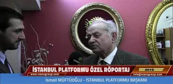 İSTANBUL PLATFORMU TOPLANTISI